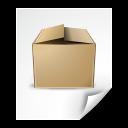 Mimetypes Application X PAK Icon