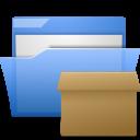 Mimetypes Folder TAR Icon