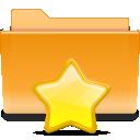 Places KDE Folder Bookmarks Icon