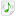 Mimetypes Audio X Mpegurl Icon 16x16 png