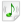 Mimetypes Audio X Scpls Icon 22x22 png