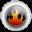 Apps Nautilus CD Burner Icon 32x32 png