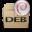 Mimetypes Application X DEB Icon 32x32 png
