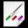 Mimetypes Application X Krita Icon 32x32 png