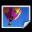Mimetypes Image X RGB Icon 32x32 png