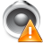 Actions KMix Docked Error Icon 48x48 png