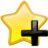 Actions Stock Help Add Bookmark Icon 48x48 png
