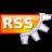 Apps Akregator Icon 48x48 png