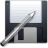 Apps Gfloppy Icon 48x48 png
