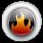 Apps Nautilus CD Burner Icon 48x48 png