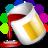 Apps Preferences Desktop Color Icon 48x48 png