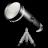 Apps Stellarium Icon 48x48 png