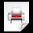 Mimetypes Application Postscript Icon 48x48 png