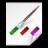 Mimetypes Application X Krita Icon 48x48 png