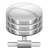 Places Network Server Database Icon 48x48 png