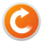 Stock Media Playlist Repeat Icon