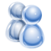 Apps Stock Contact List Icon 72x72 png