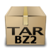Mimetypes Application X Bzip2 Icon 72x72 png