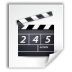 Mimetypes Application X Mplayer2 Icon 72x72 png
