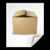Mimetypes Application X PAK Icon 72x72 png