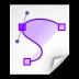 Mimetypes Application X TGIF Icon 72x72 png