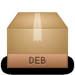 Mimetypes Application X DEB Icon 256x256 png