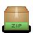 Mimetypes Application ZIP Icon