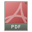 Mimetypes Application PDF Icon 64x64 png
