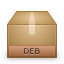 Mimetypes Application X DEB Icon 64x64 png