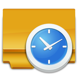 Scheduled Tasks Icon - iD Icons - SoftIcons.com