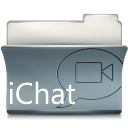 Folder iChat Icon 128x128 png