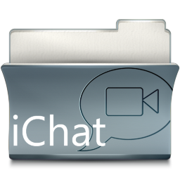 Folder iChat Icon 256x256 png
