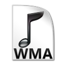 Wma Files Icon 128x128 png