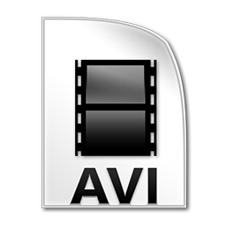 Avi Videos Files Icon 256x256 png