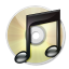 Audio CD Icon 64x64 png