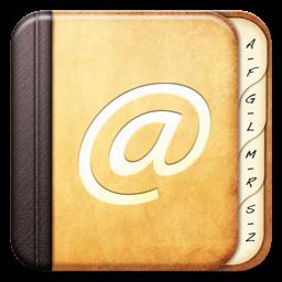 Address Book Icon Irob Icons Softicons Com
