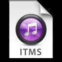 iTunes ITMS Purple Icon