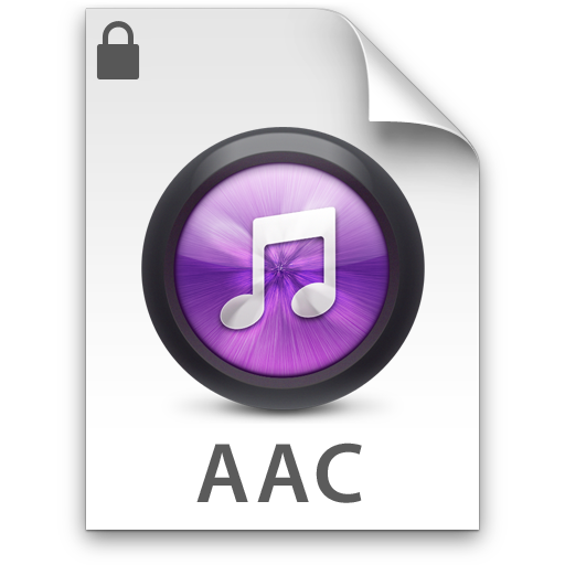 iTunes AACP Purple Icon 512x512 png