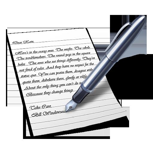 Wordpad Icon 512x512 png