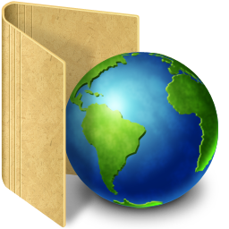 Folder ActiveX Cache Icon 256x256 png