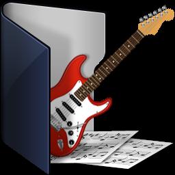 Live Music Icon - Junior Icons - SoftIcons.com