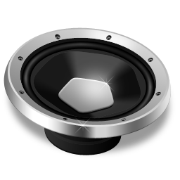Sounds Icon 256x256 png