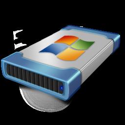 Windows Drive Icon Junior Icons Softicons Com