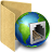 Folder Connections Icon