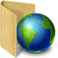Folder ActiveX Cache Icon 64x64 png
