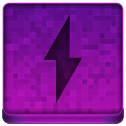 Pink Winamp Icon 256x256 png