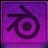 Pink Blender Icon