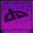 Pink deviantART Icon