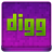 Pink Digg Coloured Icon 48x48 png