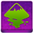 Pink Inkscape Coloured Icon 48x48 png